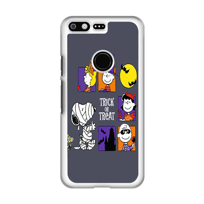 Snoopy Trick or Treat iphone case