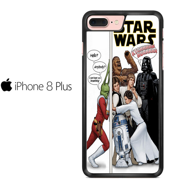 Star Wars Comics For IPHONE 8 PLUS Case