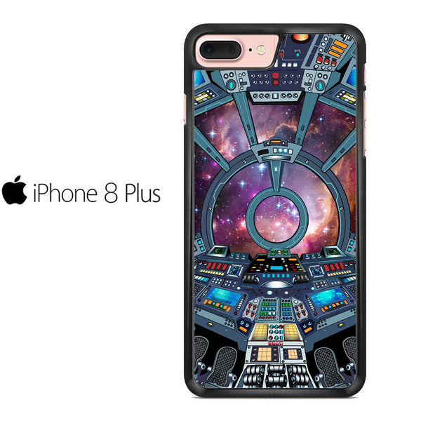 Star Wars Inside The Millenium Falcon For IPHONE 8 PLUS Case