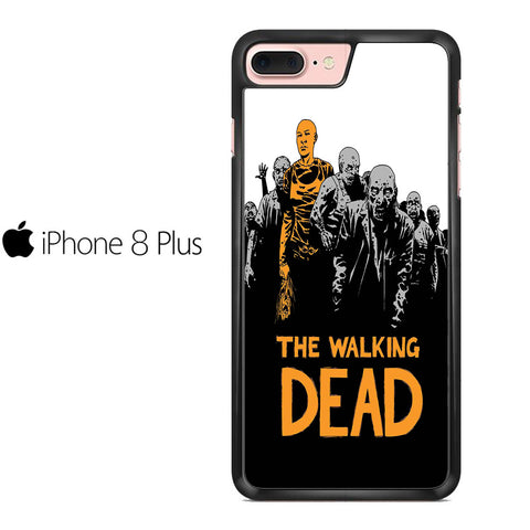 The Walking Dead Book Thirteen Cover For IPHONE 8 PLUS Case