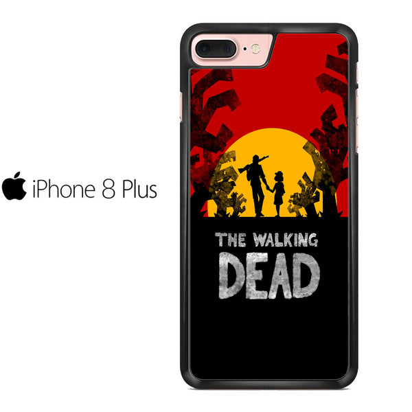 The Walking Dead Book Thirteen For IPHONE 8 PLUS Case
