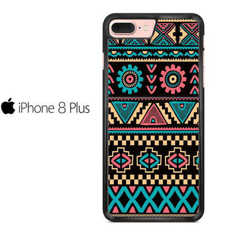Tribal Pattern Vectors For IPHONE 8 PLUS Case