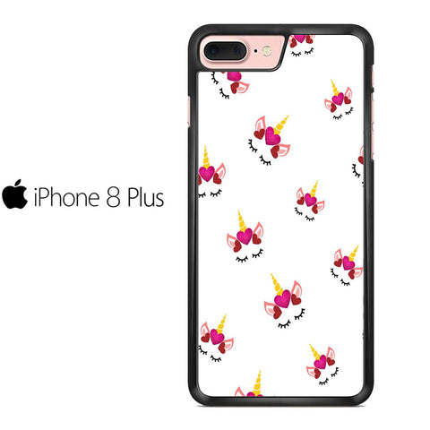 Unicorn Pattern For IPHONE 8 PLUS Case
