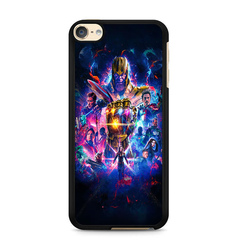 Avengers Endgame Movie For Ipod Touch 6 Case