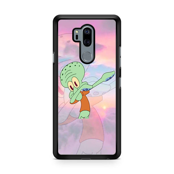 The Evolution Of Squidward Dab For LG G7 Thinq