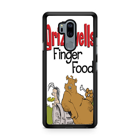 The Grizzwells Finger Food For LG G7 Thinq