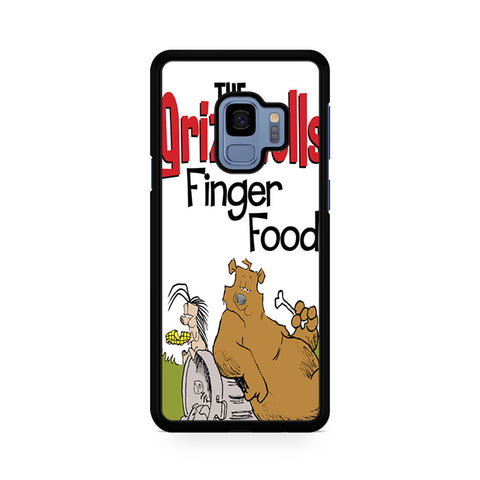 The Grizzwells Finger Food For Samsung Galaxy S9