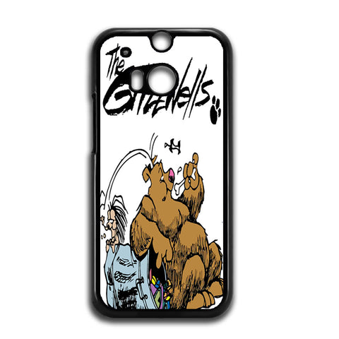 The Grizzwells For HTC ONE M8 Case