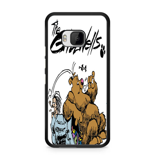 The Grizzwells For HTC ONE M9 Case