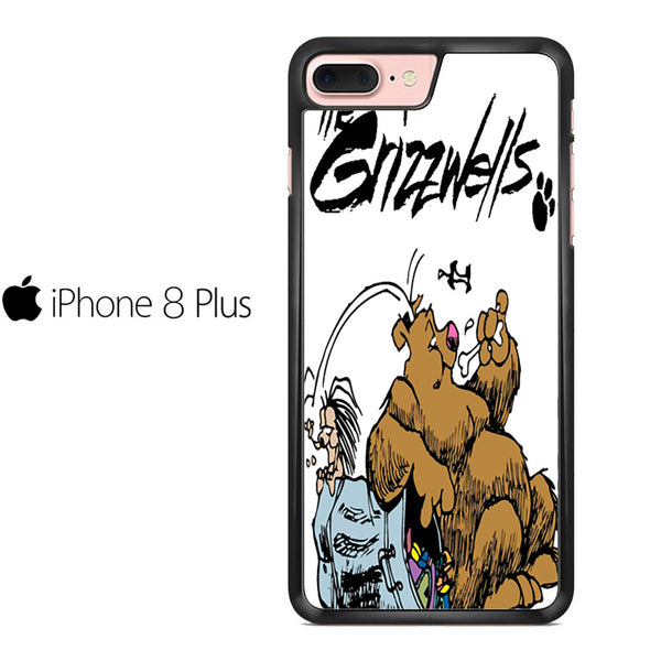 The Grizzwells For IPHONE 8 PLUS Case