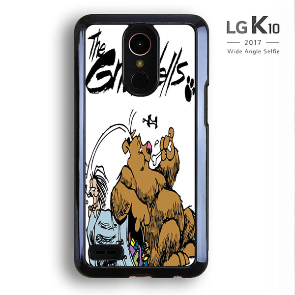 The Grizzwells For LG K10 Case