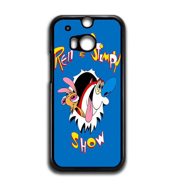 The Ren And Stimpy Show For HTC ONE M8 Case