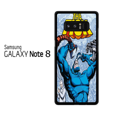 The Tick Cartoon Poster For Samsung Galaxy Note 8 Case