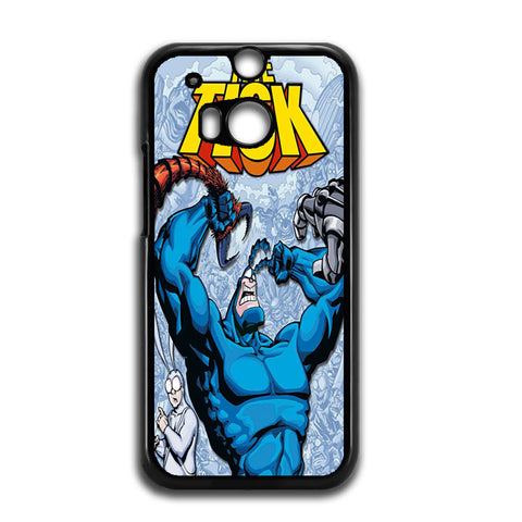 The Tick Cartoon Poster For HTC ONE M8 Case