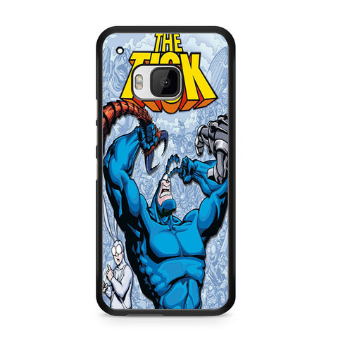 The Tick Cartoon Poster For HTC ONE M9 Case