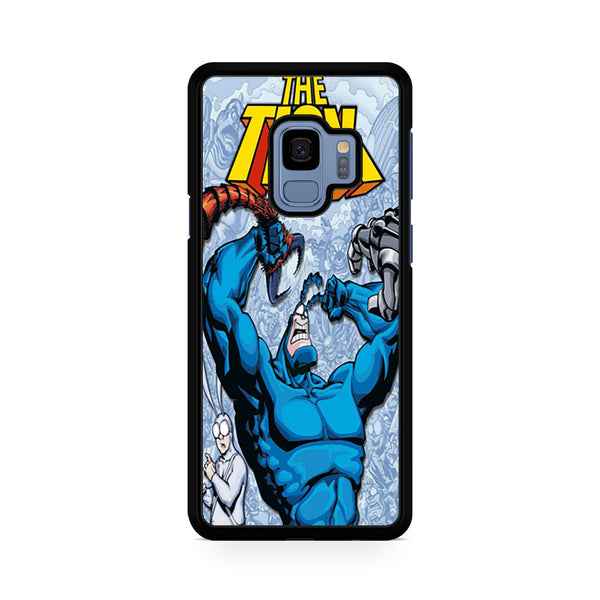 The Tick Cartoon Poster For Samsung Galaxy S9