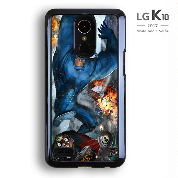 The Tick Movie For LG K10 Case