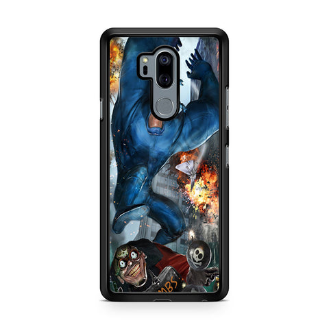 The Tick Movie For LG G7 Thinq