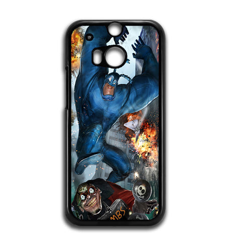 The Tick Movie For HTC ONE M8 Case