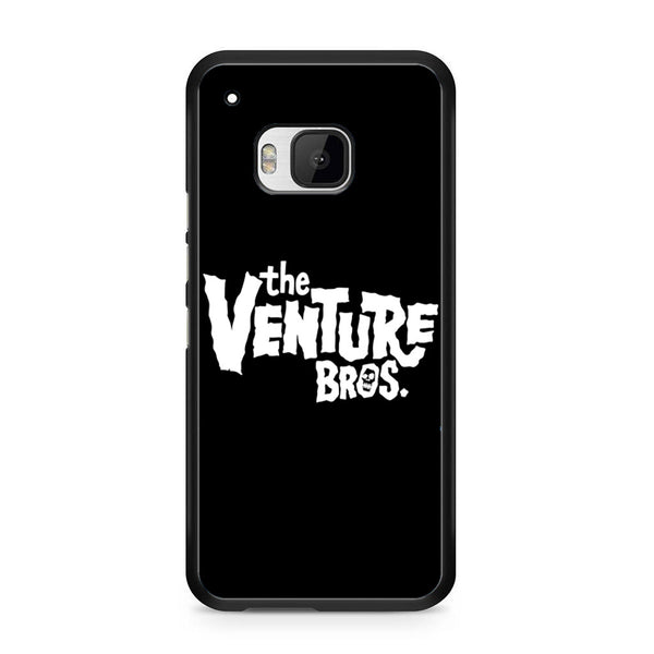 The Venture Bros Logo Black For HTC ONE M9 Case