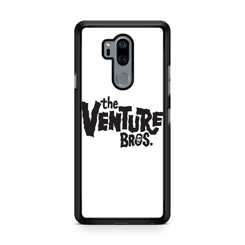 The Venture Bros Logo For LG G7 Thinq