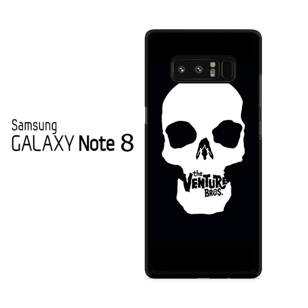 The Venture Bros Skull Logo For Samsung Galaxy Note 8 Case