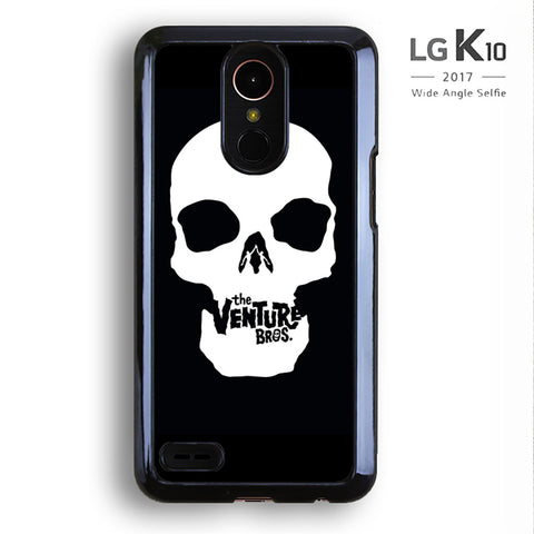 The Venture Bros Skull Logo For LG K10 Case