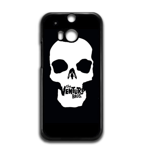 The Venture Bros Skull Logo For HTC ONE M8 Case