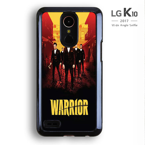 Warrior TV Series For LG K10 Case