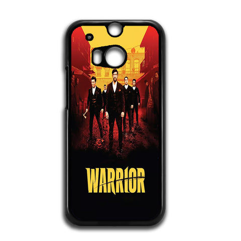 Warrior TV Series For HTC ONE M8 Case