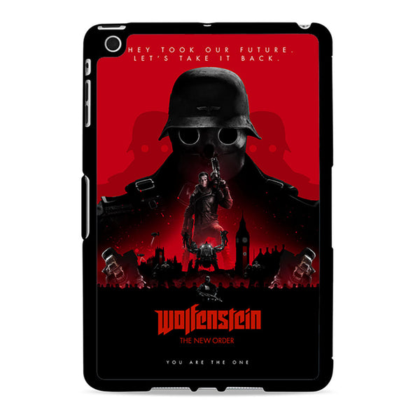 Wolfenstein The New Colossus Poster For IPAD MINI 2 Case