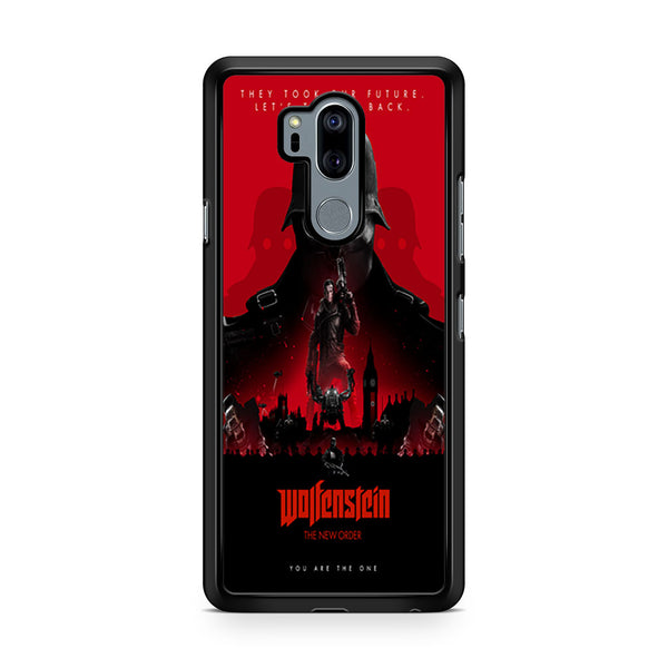 Wolfenstein The New Colossus Poster For LG G7 Thinq