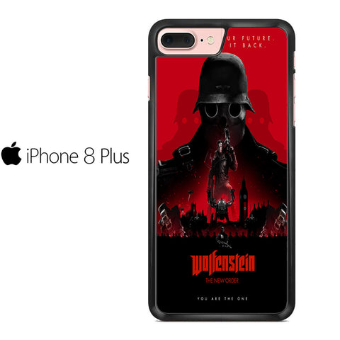 Wolfenstein The New Colossus Poster For IPHONE 8 PLUS Case