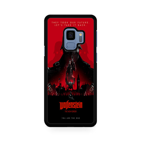 Wolfenstein The New Colossus Poster For Samsung Galaxy S9