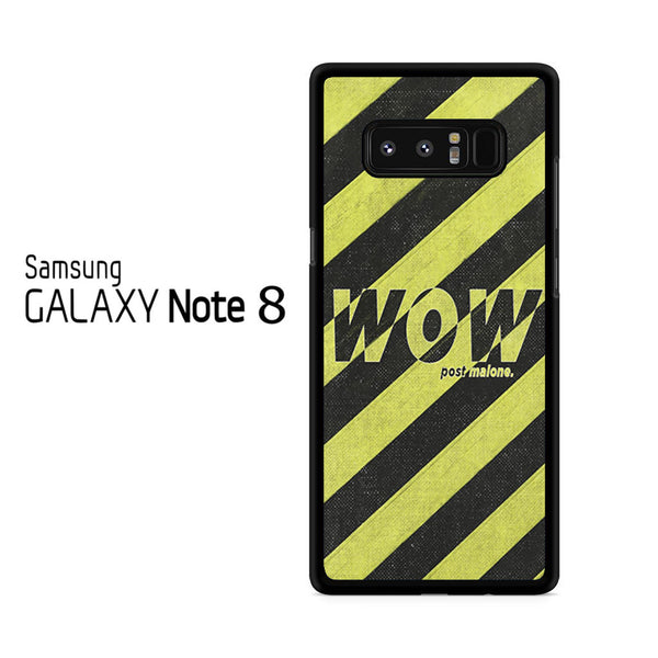 Wow Post Malone For Samsung Galaxy Note 8 Case
