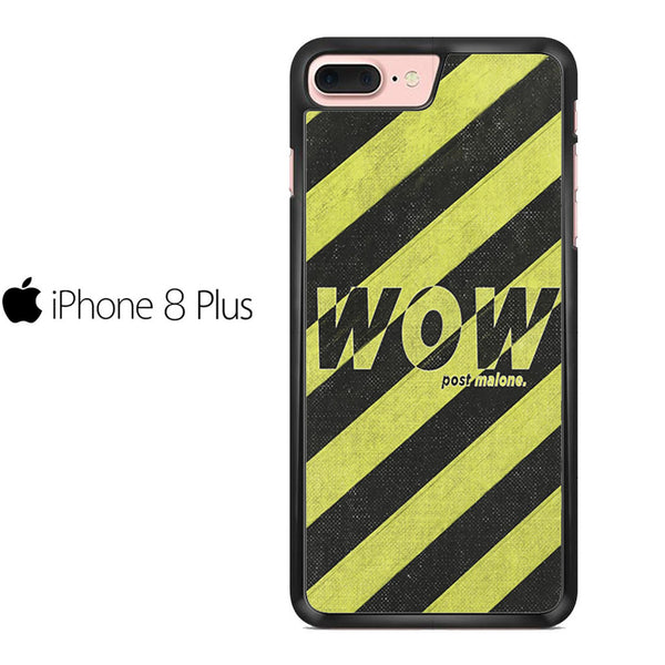 Wow Post Malone For IPHONE 8 PLUS Case