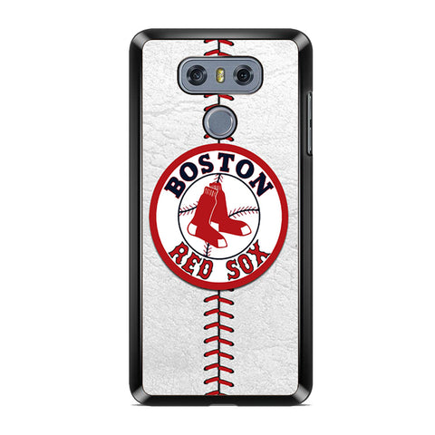 Boston Red Sox Ball For LG G6 Case