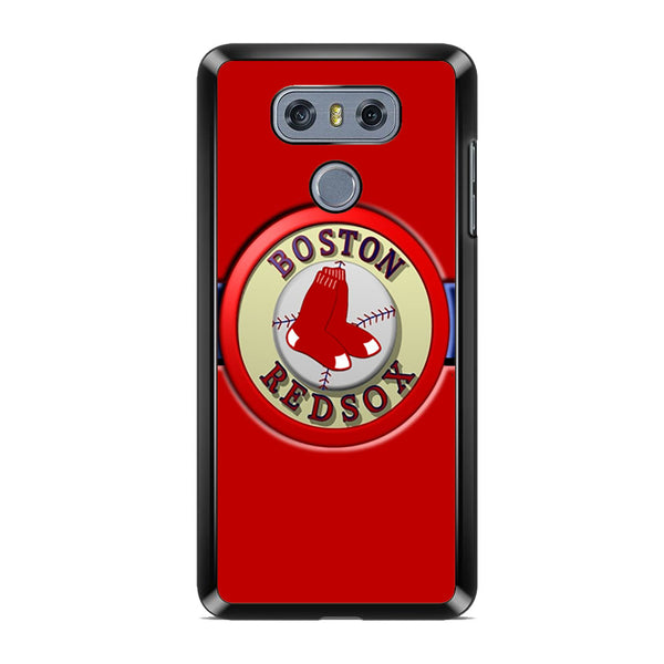 Boston Red Sox Logo For LG G6 Case