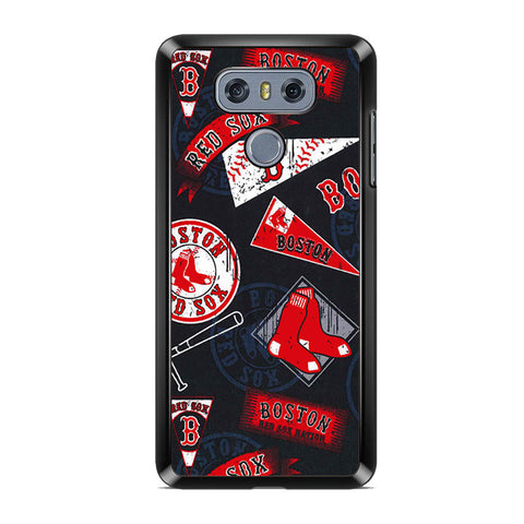 Boston Red Sox Vintage For LG G6 Case