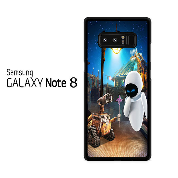 Wall E And Eve Relationship For Samsung Galaxy Note 8 Case