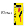 Watchmen Comic For Samsung Galaxy Note 8 Case
