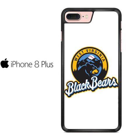West Virginia Black Bears For IPHONE 8 PLUS Case