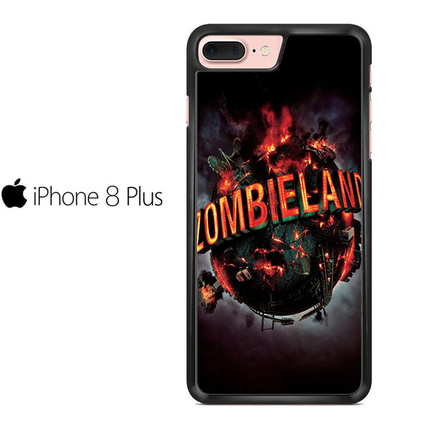 Zombieland Movie Logo For IPHONE 8 PLUS Case