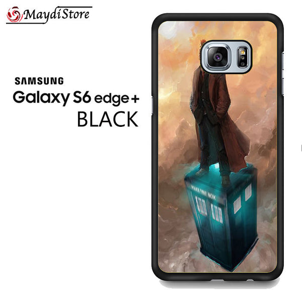 10th Doctor Who For Samsung Galaxy S6 Edge Plus Case