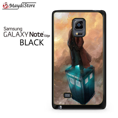 10th Doctor Who For Samsung Galaxy Note Edge