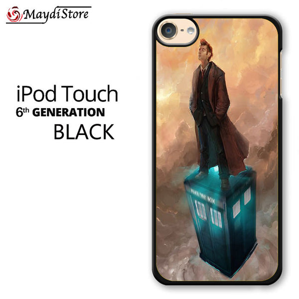 10th Doctor Who For Ipod Touch 6 Case