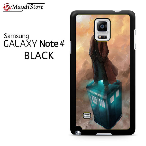 10th Doctor Who For Samsung Galaxy Note 4 Case