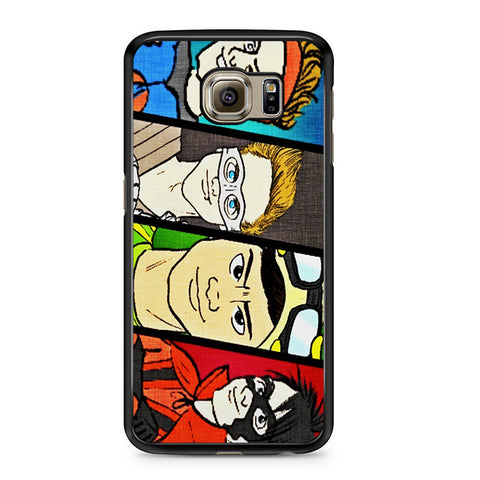 5 Seconds Of Summer Dont Stop For Samsung Galaxy S6 Case