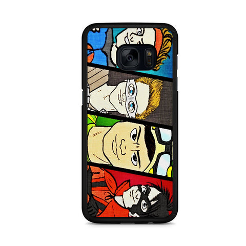 5 Seconds Of Summer Dont Stop For Samsung Galaxy S7 Edge Case