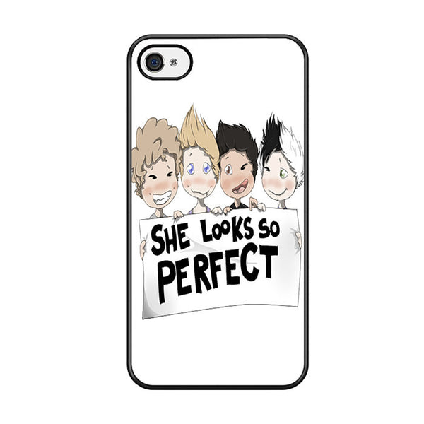 5 Seconds Of Summer Fan Art For Iphone 5 Iphone 5S Iphone SE Case
